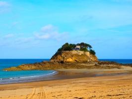 Bretagne Insel