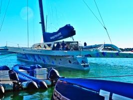 Lorient Race-Trimaran