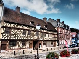 Normandie Dorf
