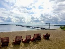 Strand bei Danske Rügen