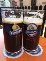 Schwarzbier in Kulmbach