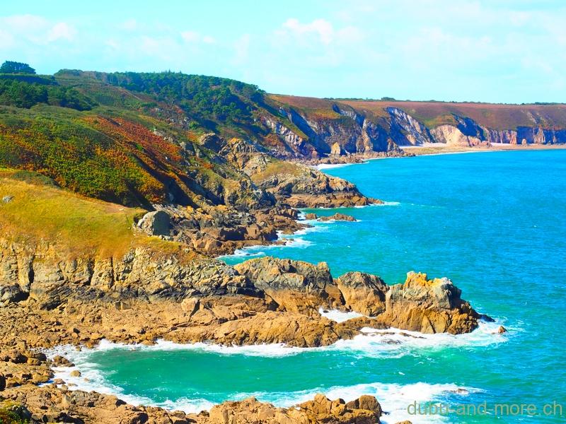 Bretagnes Küste