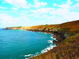 Bretagne Küste