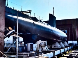 Lorient Uboot