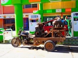 Multifunktion-Motorrad