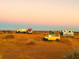 Weihnachten in der Wüste