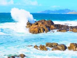 Baiona Sea